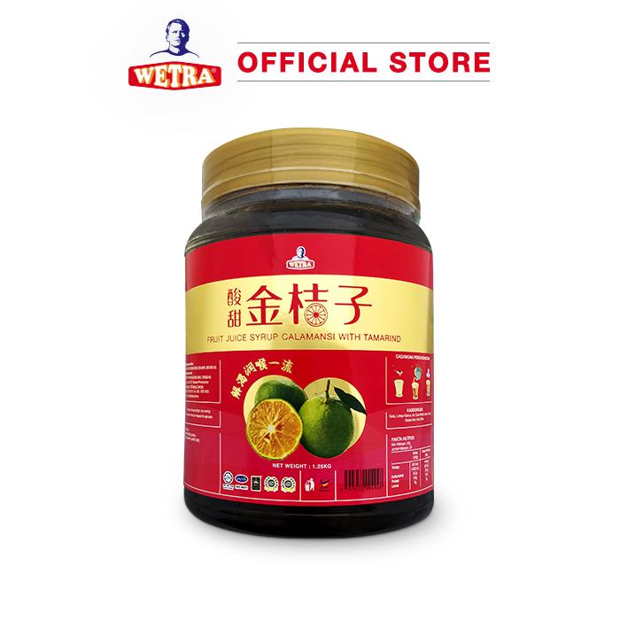 Fruit Juice Syrup Calamansi with Tamarind