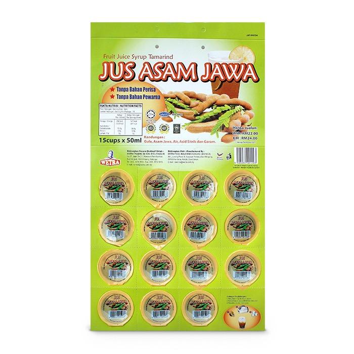 Jus Asam Jawa (Card)