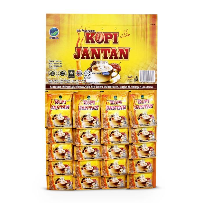 Kopi Jantan (Card)