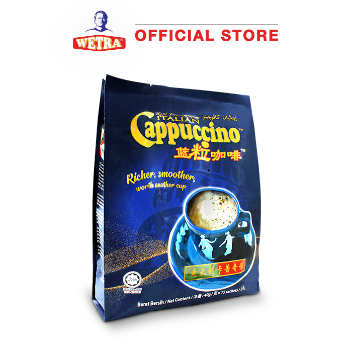 Italian Cappuccino (Packet)