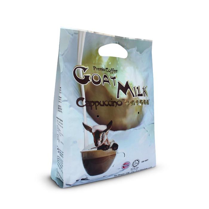 Susu Kambing Cappuccino (Packet)